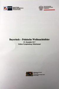 Deutsch-Polnische Weihnachtsfeier